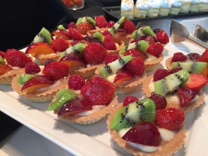 Seabourn Sojourn Desserts