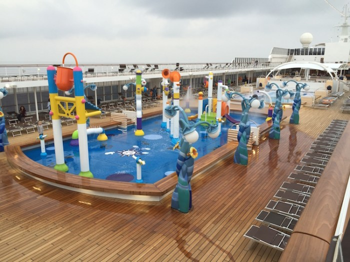 MSC Armonia Kids Splash Park