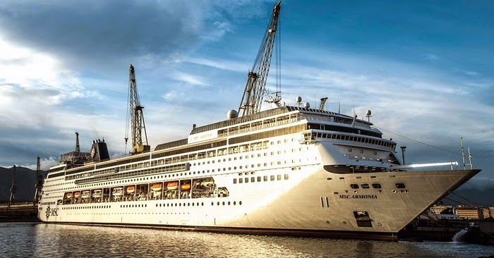 MSC Armonia after the Renaissance Upgrade