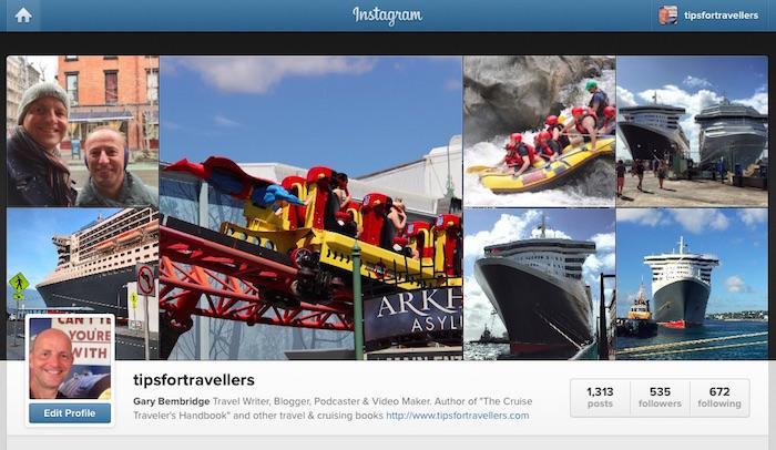 Tips For Travellers Instagram