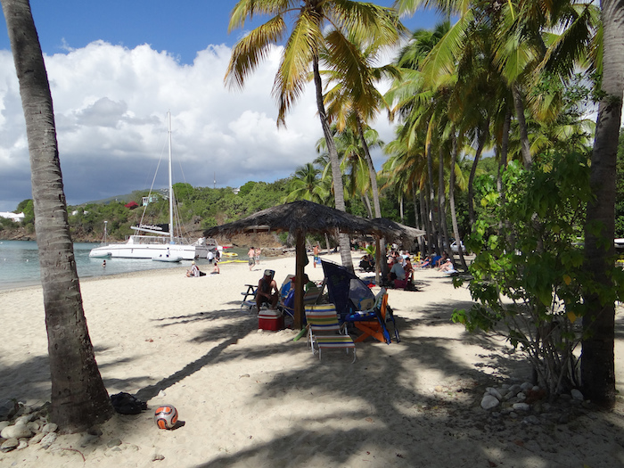 Honeymoon Beach St Thomas