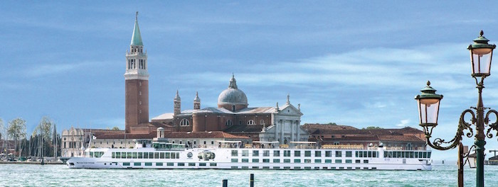 Uniworld River Countess Venice Italy