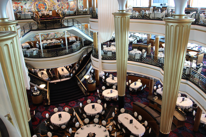 Royal Caribbean Explorer of the Seas Main Dining Room