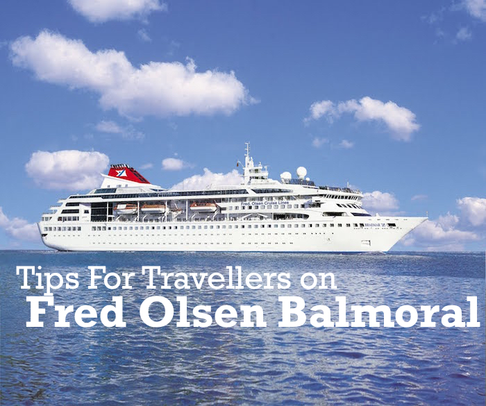Fred Olsen Tips For Travellers