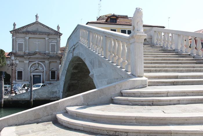 Vena Canal Bridge Chioggia
