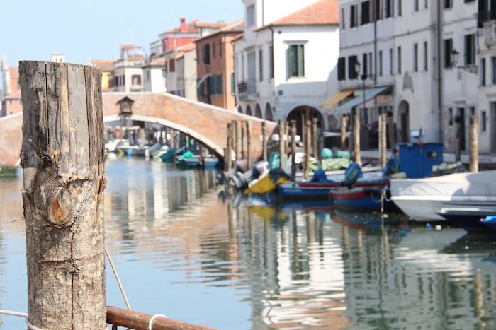 Vena Canal Chioggia Italy