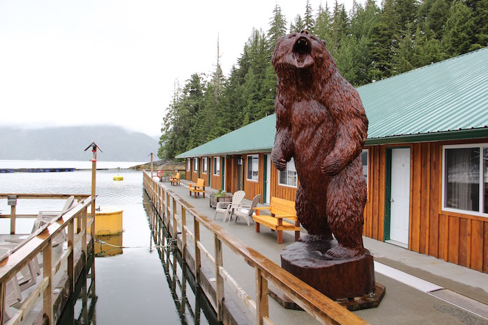 Knight Inlet Lodge British Columbia