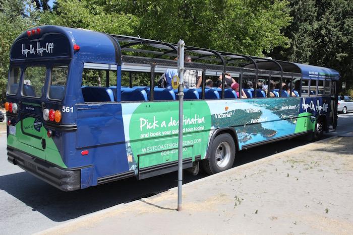 Westcoast Sightseeing Hop-on Hop-off bus