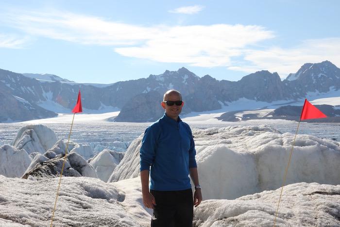 14 July Glacier Svalbard