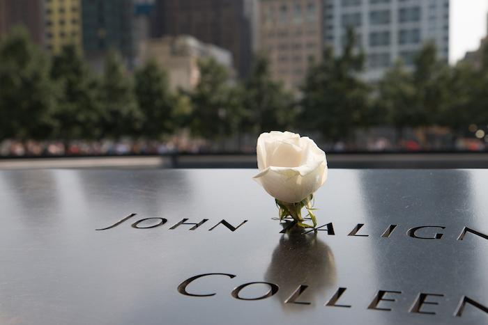 9/11 Memorial Fountains