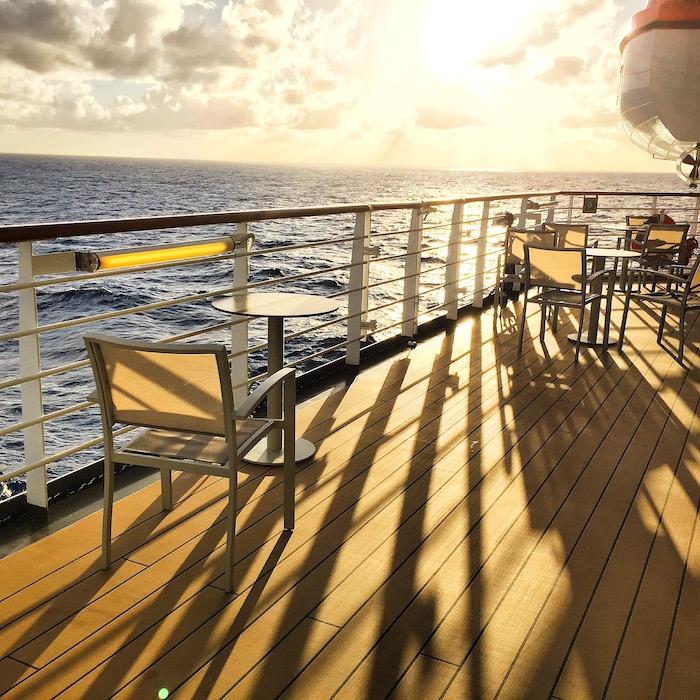 P&O Britannia Caribbean Sea