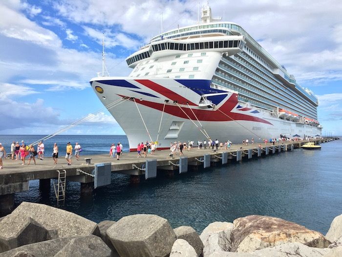 My P Amp O Britannia Caribbean Story Tips For Travellers