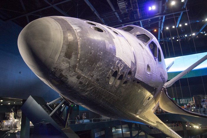 Atlantis Space Shuttle Kennedy Space Center