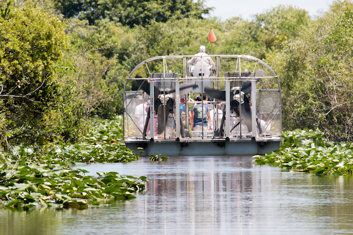 Everglades Safari Park Florida-10