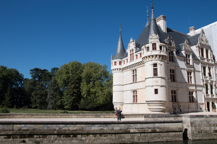 Château d'Azay-le-Rideau France