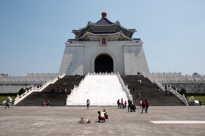 Chiang Kai-Shek Memorial Taipei Taiwan-11