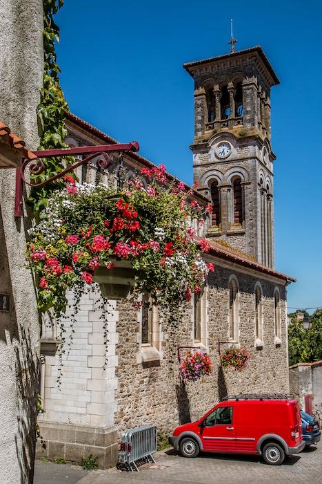 Notre Dame Clisson France
