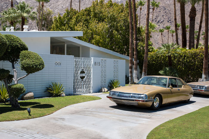 Palm Springs Mid-Modern Architecture-7