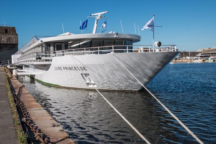 CroisiEurope Loire Princesse River Cruise Boat