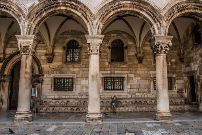 Rector's Palace Dubrovnik Croatia