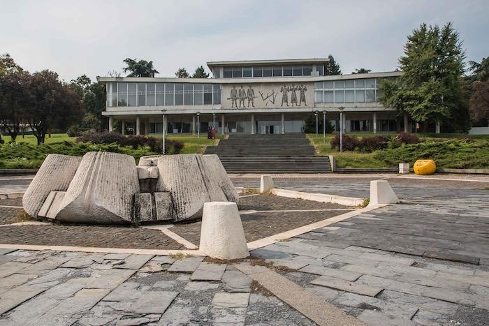 Memorial of Tito Museum-of-25-may-belgrade-serbia