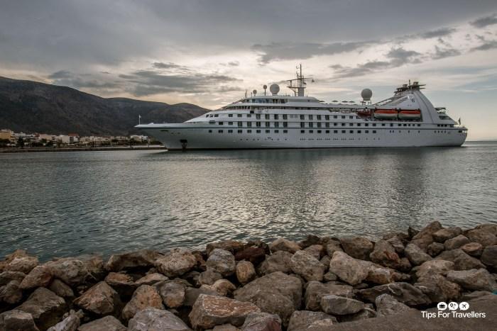 Windstar Cruises Star Breeze