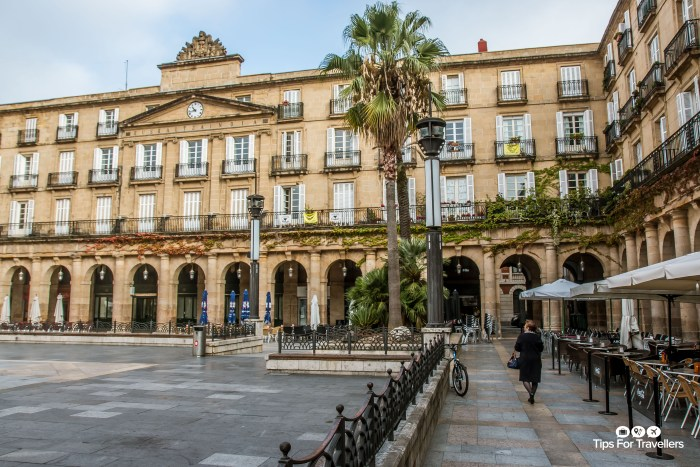 Plaza Nueva Bilbao Spain