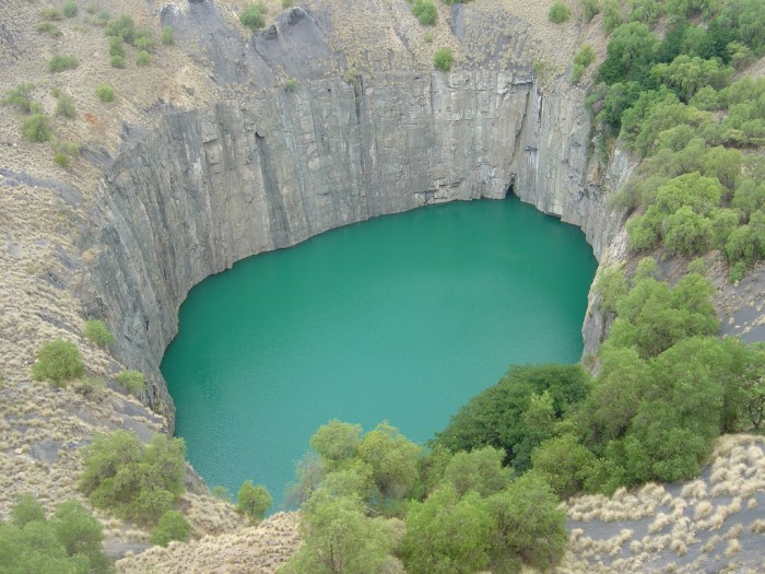 Big Hole Kimberley South Africa