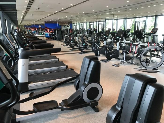 JW Marriott South Beach Singapore Fitness Centre