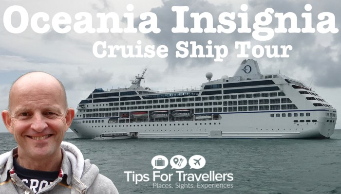 Oceania Insignia Video Tour