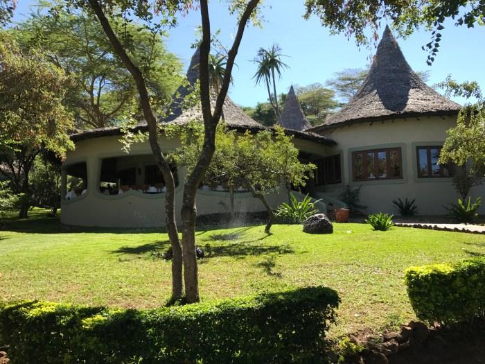 Lake Manyara Serena Game Lodge