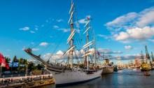 Tall Ships Race Ships - Turku - Finland