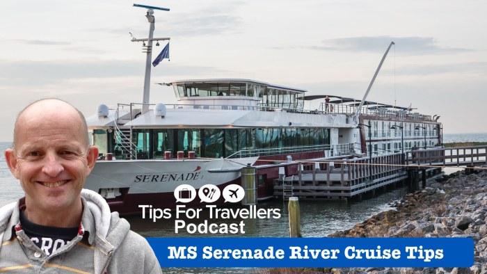 Titan Serenade River Cruise Podcast