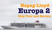 Hapag lloyd Europa 2 Ship Tour And Review Video. Watch now: https://youtu.be/GHDwDrxesm8