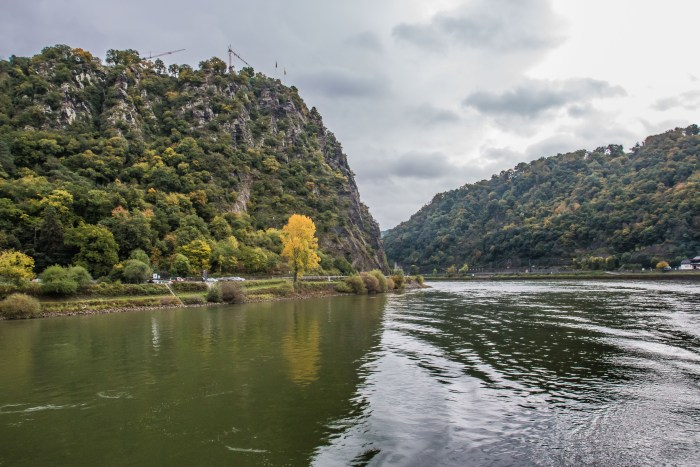 Loreley Rock, Rhine River