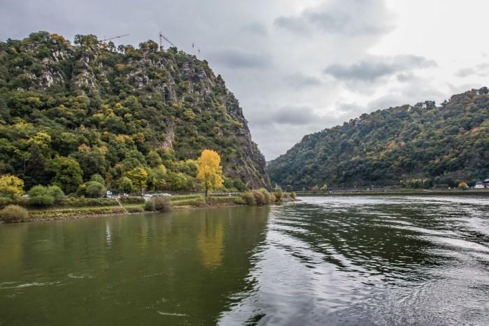Loreley Rock, Rhine River