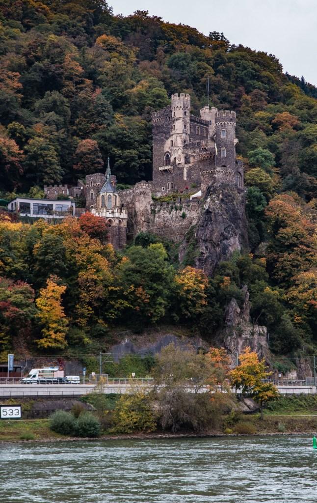 Rheinstein Castle, Rhine River