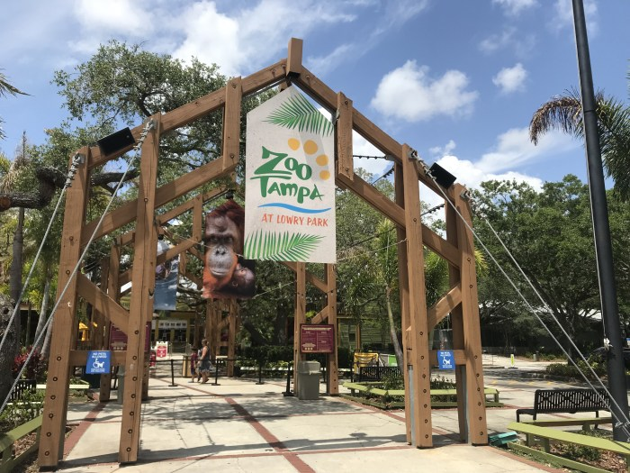 Zoo Tampa at Lowry park Tampa