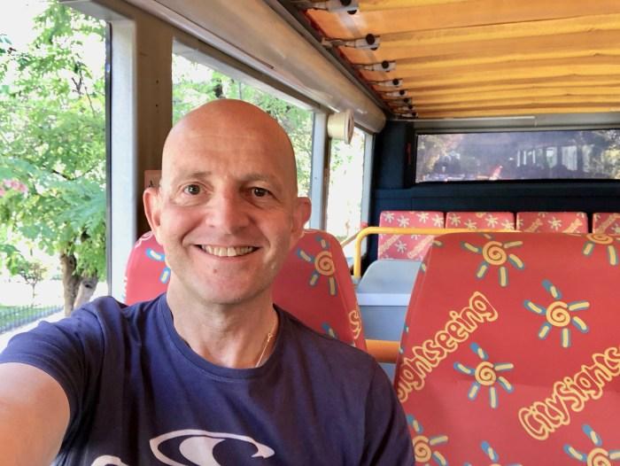 Corfu hop-on hop-off bus