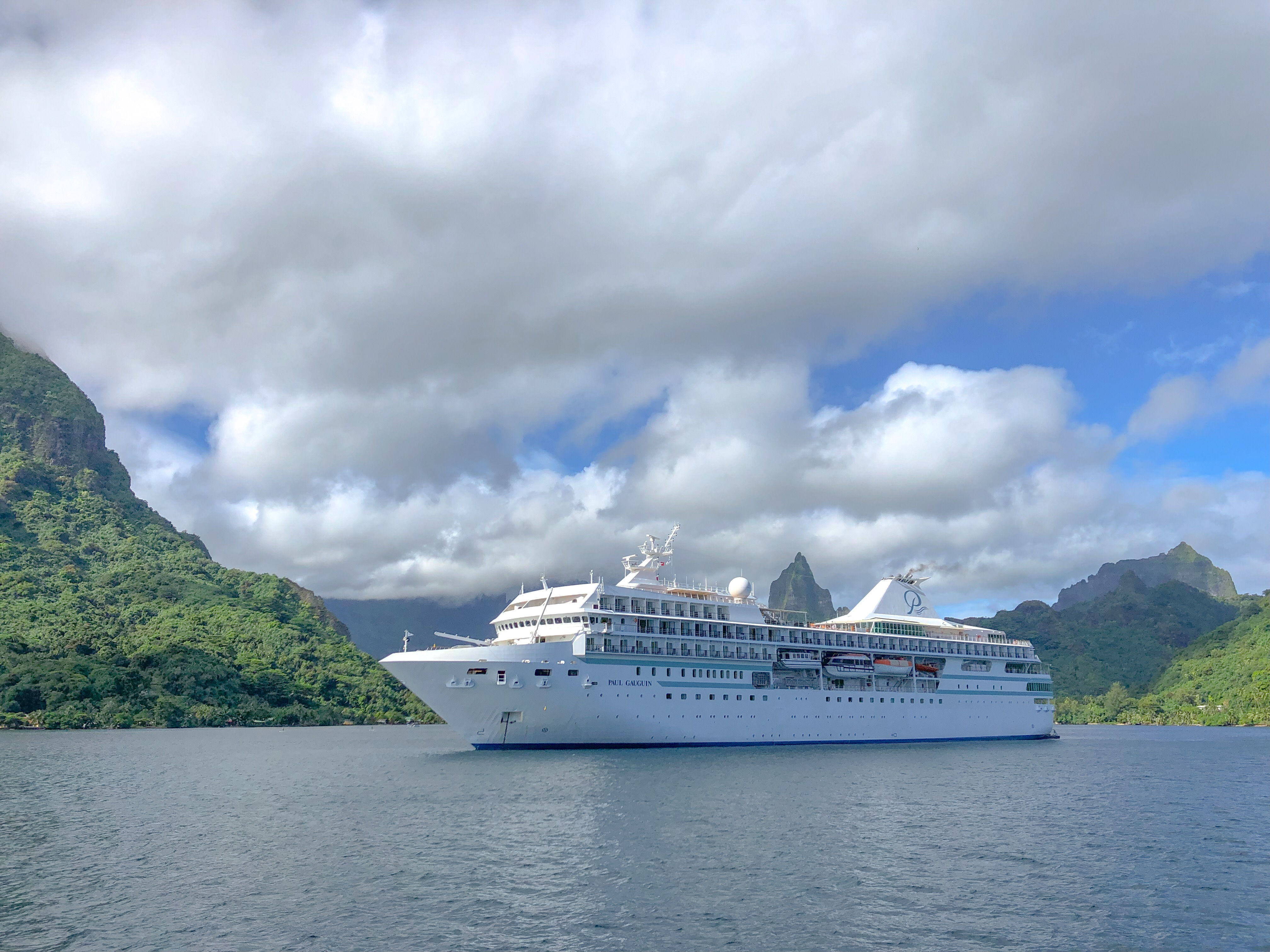 Paul Gauguin Cruises Tips