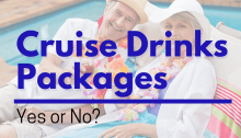 Cruise Drinks Packages