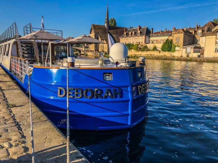 CroisiEurope Deborah Barge