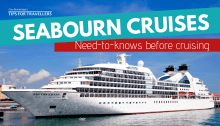 Seabourn Cruises Tips https://youtu.be/bHE0UZFGVxY