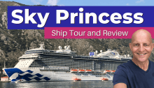 Sky Princess Ship Tour For more visit https://www.tipsfortravellers.com/sky-princess-tips/