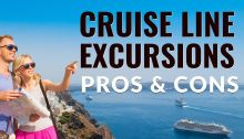 cruise line excursions