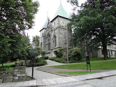 Stavanger Domkirke Cathedral Stavanger Norway