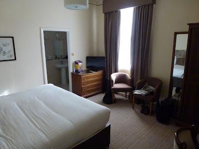 Craigsland Hotel, Ilkley, Yorkshire