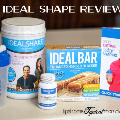 Ideal Shape Weight Loss System review