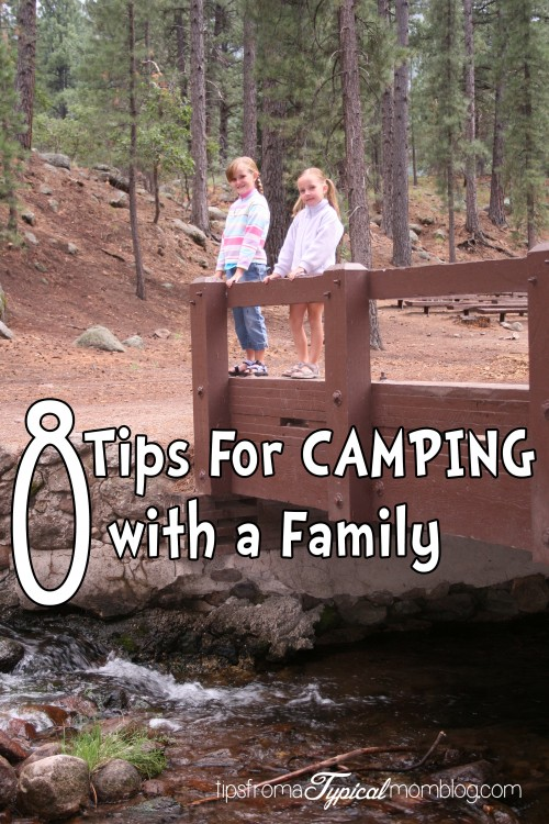 8 Summer Camping Tips for Families