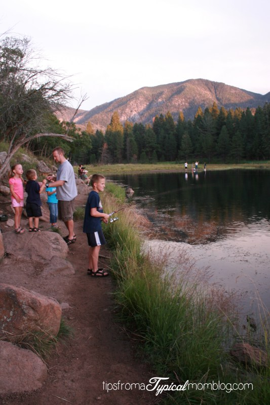8 Tips For Camping with a Family